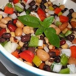 three bean salad ii recipe