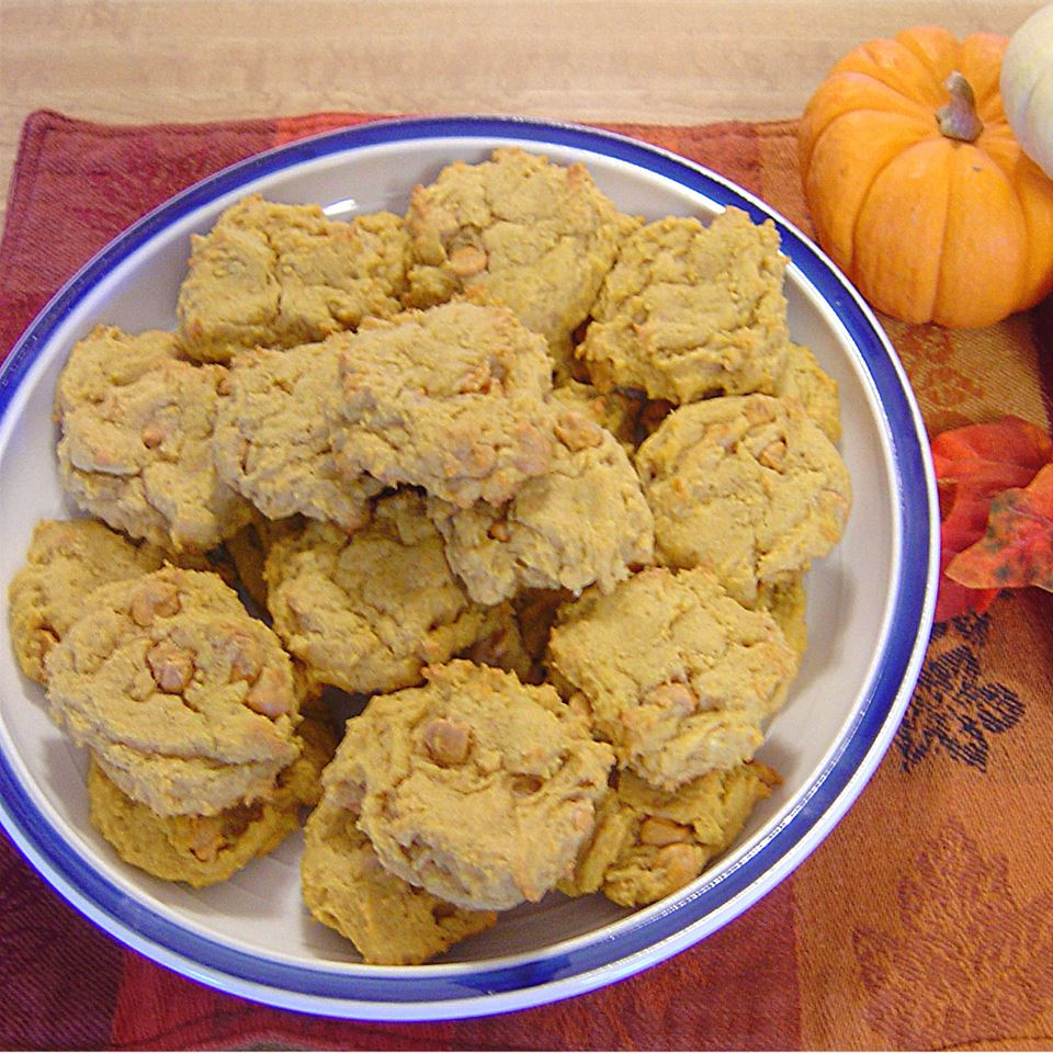 Pumpkin Cookies I