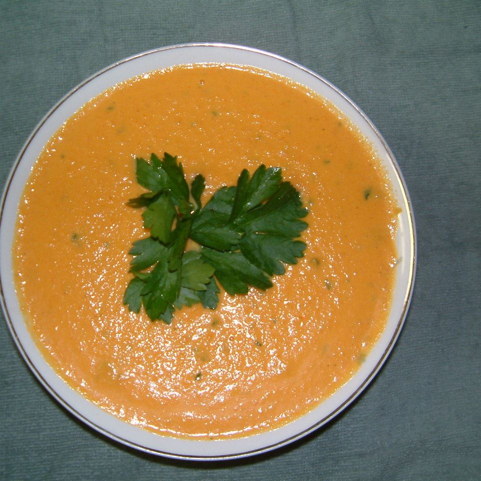 Carrot Ginger Creme