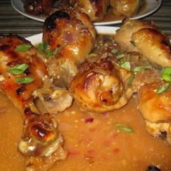 Bev's Orange Chicken General Gao