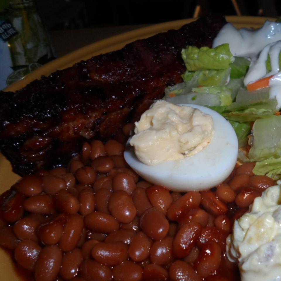 Texas Pork Ribs