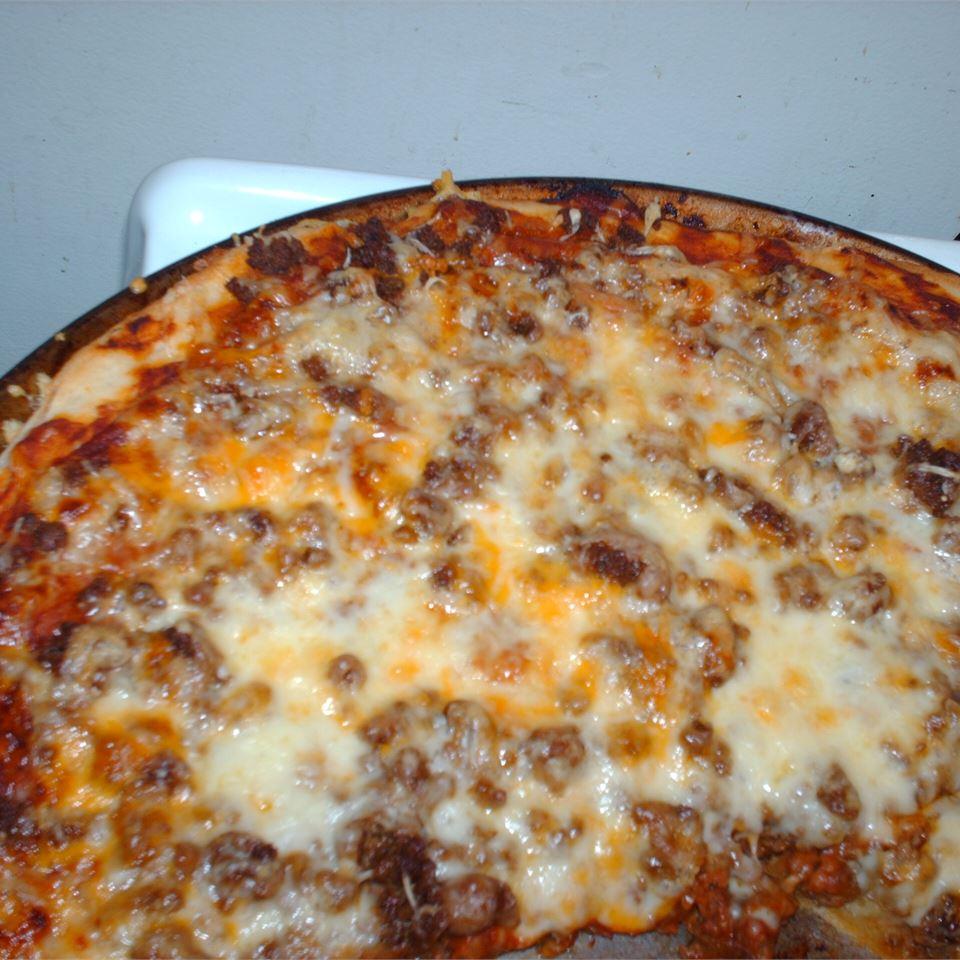 Taco Pizza Amanda