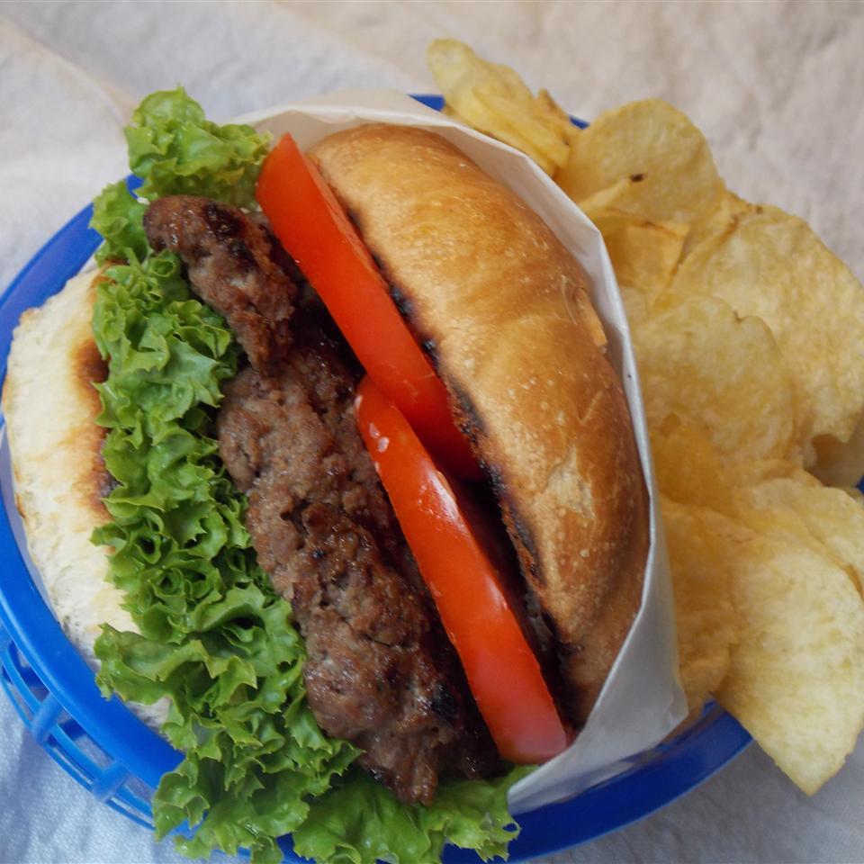 Chef John's Teriyaki Burgers Baking Nana