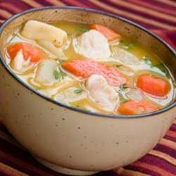 Chicken Soup Anahita Mehrabi