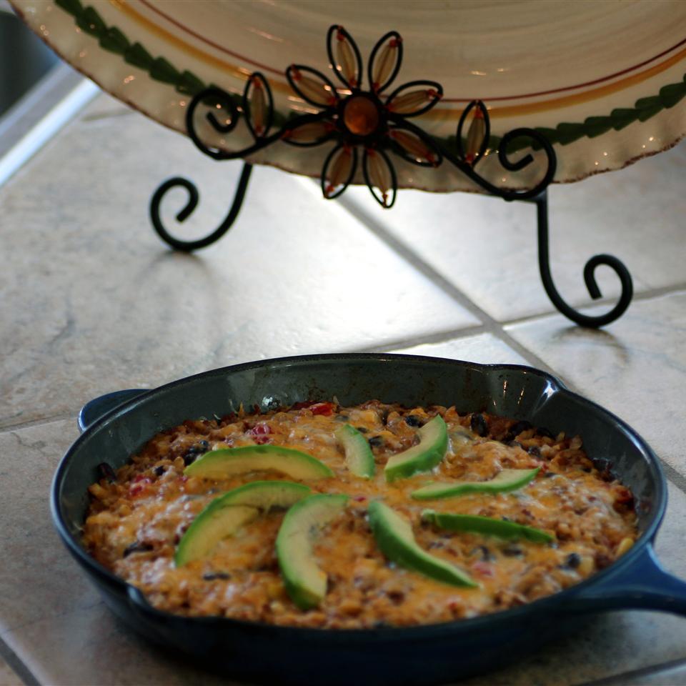 Taco Rice Bake Diana71