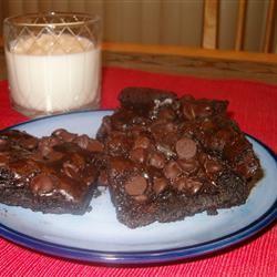 Karen A's Chocolate Dump Cake
