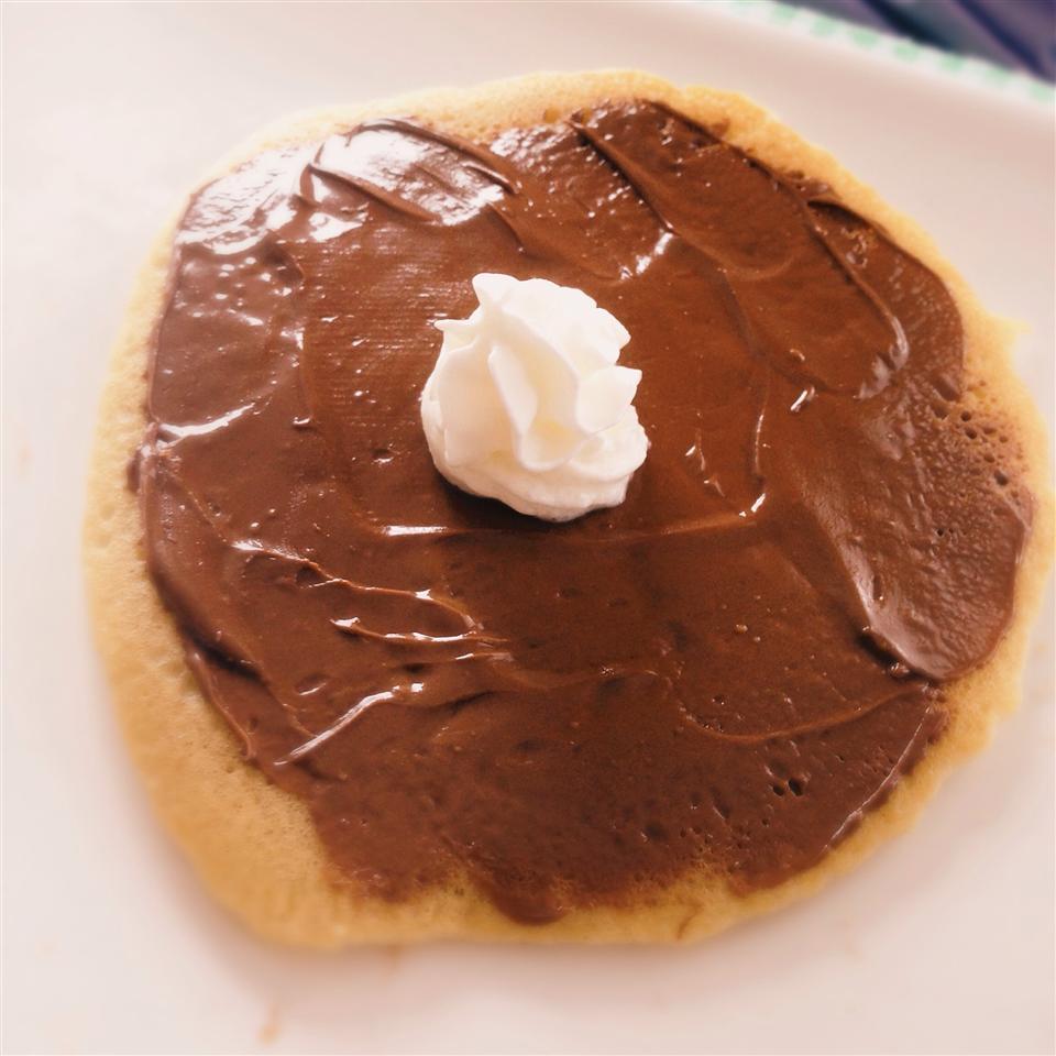 Coconut Milk Pancake Buckwheat Queen
