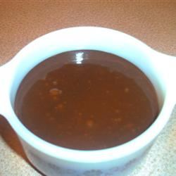 Hot Fudge Sauce I