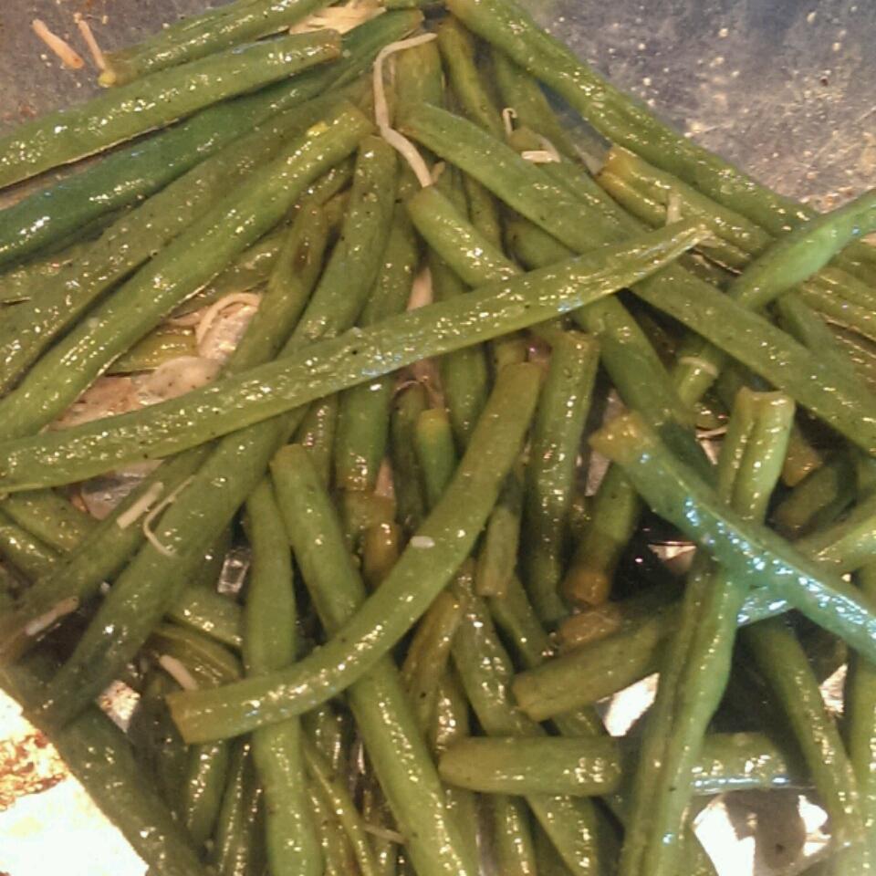 Simple and Tasty Green Beans Kasey Elder