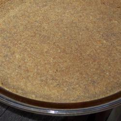 Graham Cracker Crust II