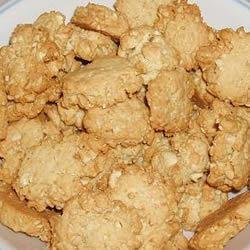Nutty-Boy Peanut Cookies KANND86
