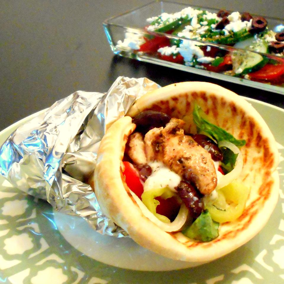 Chicken Souvlaki Gyro Style Recipe Allrecipes