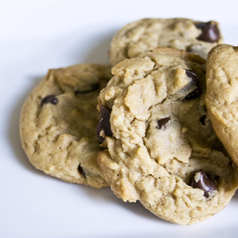 Peanut Butter Chocolate Chip Cookies from Heaven