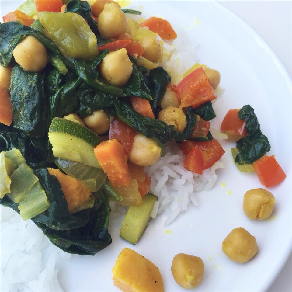 Marrakesh Vegetable Curry House of Aqua