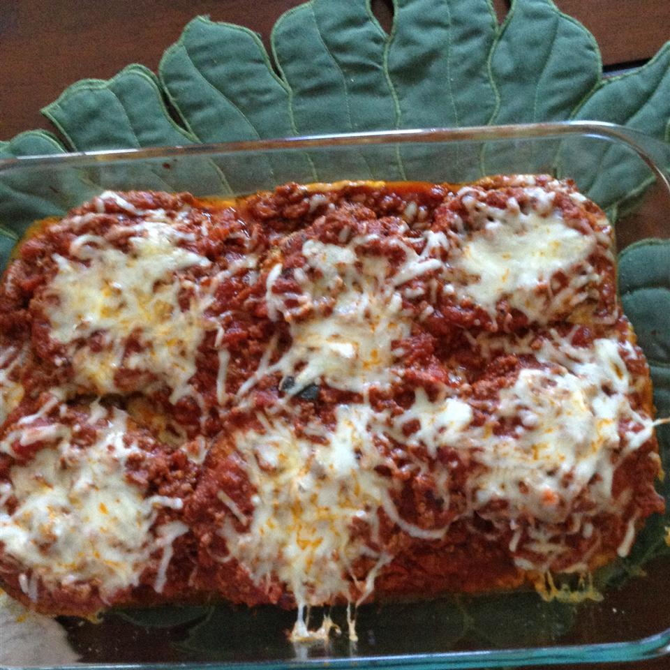 Eggplant Lasagna texasmango