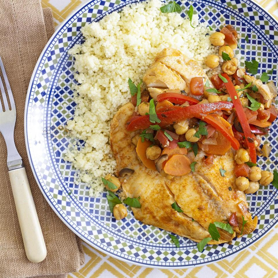 Spanish Moroccan Fish Allrecipes Magazine
