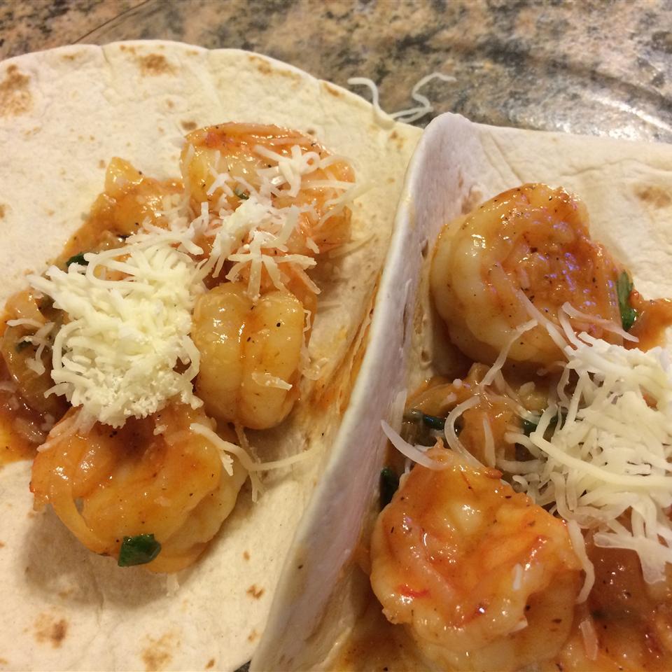 Camarones al Ajillo (Garlic Shrimp) Luv2cook