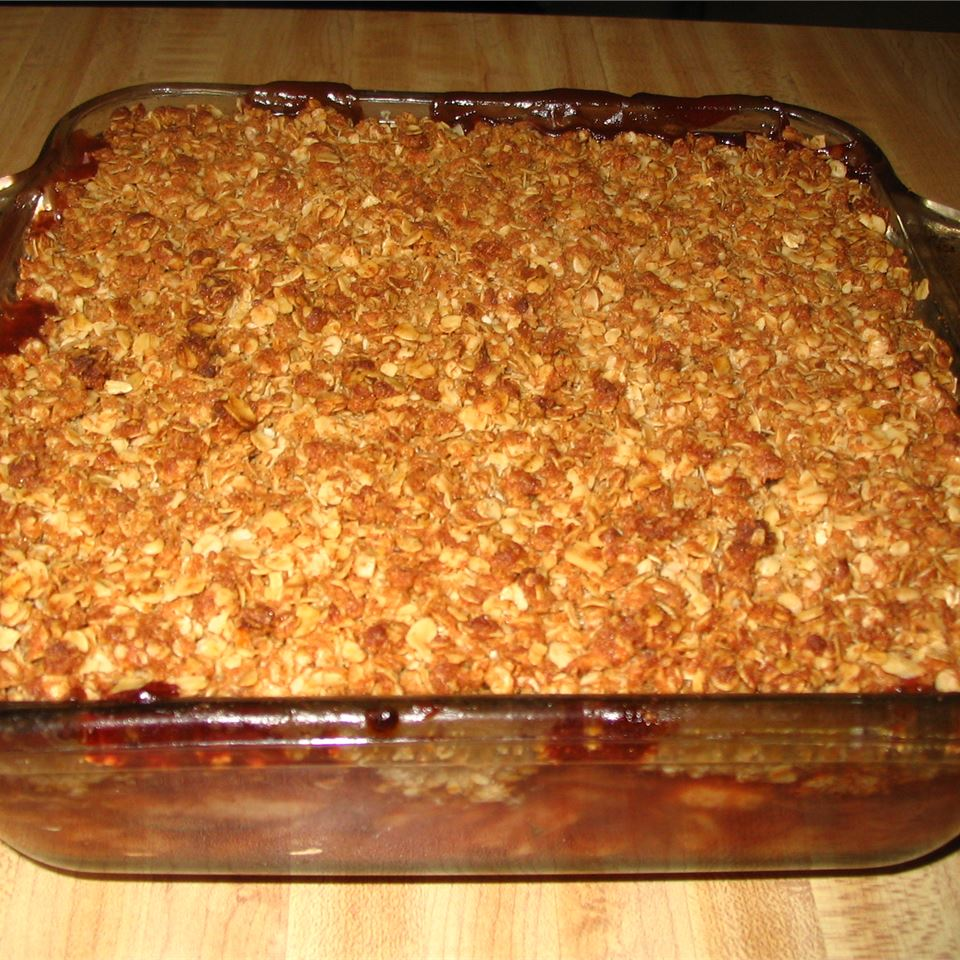 Apple Cranberry Crisp KARMA923