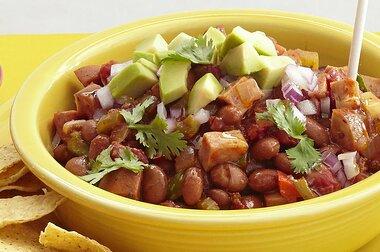 Healthier Boilermaker Tailgate Chili Recipe Allrecipes