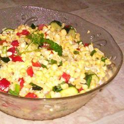 P.J.'s Fresh Corn Salad ONIOND