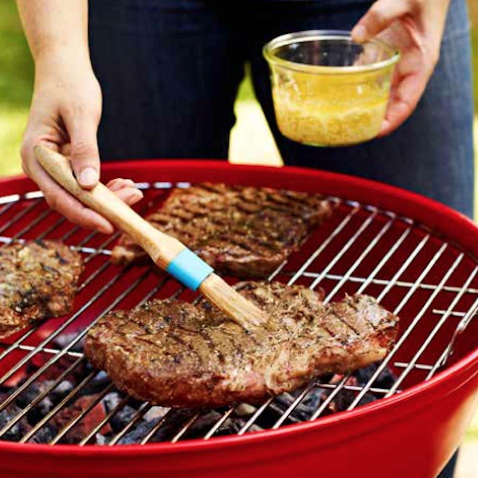 Sirloin Steak with Garlic Butter Allrecipes Magazine