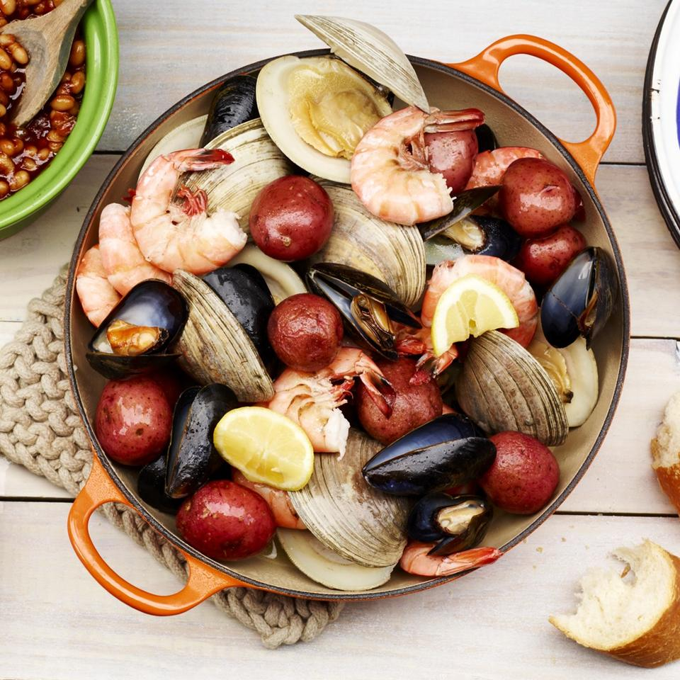Clam Bake Allrecipes Magazine