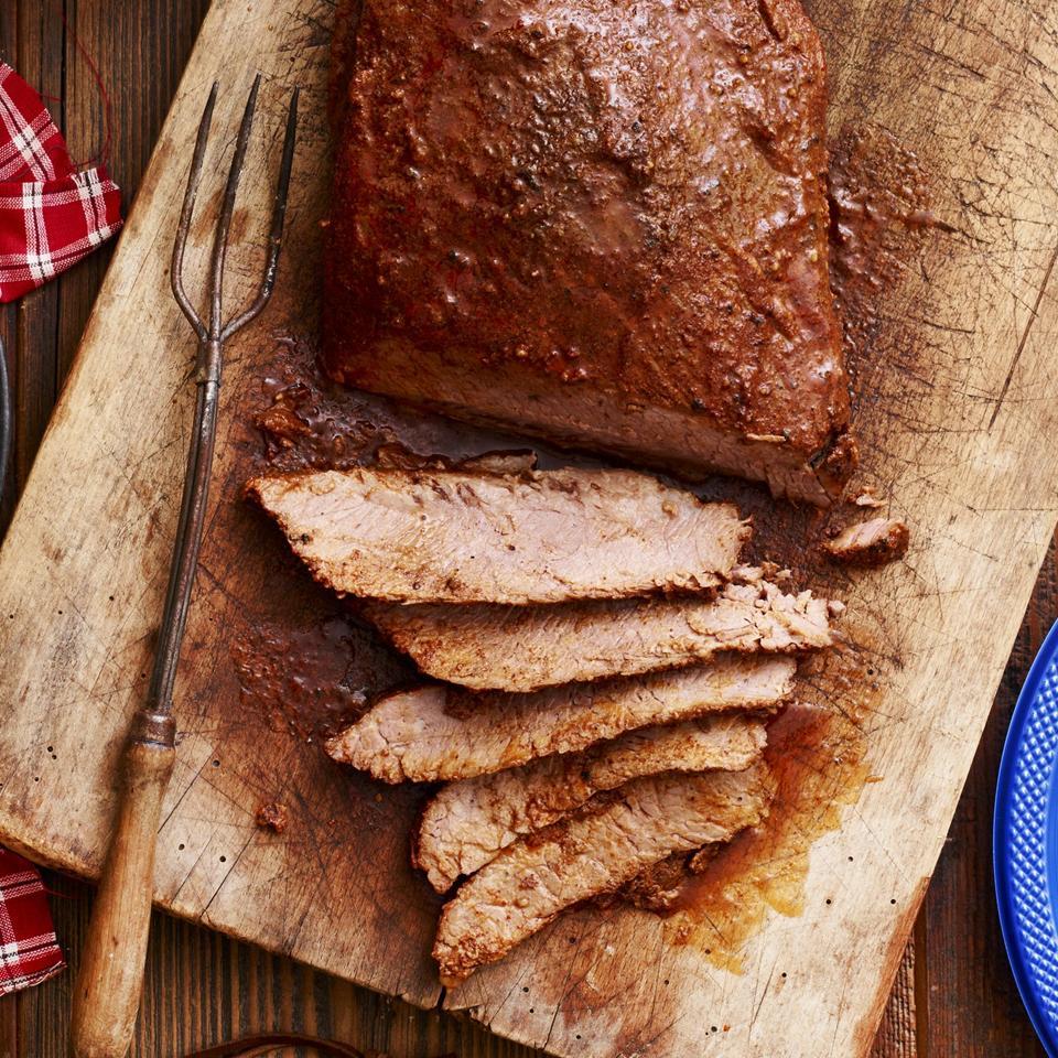 Holly's Texas Brisket Allrecipes Magazine