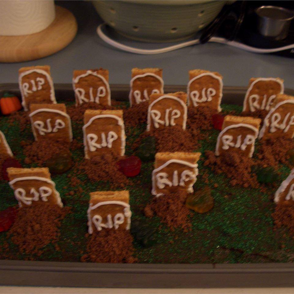 Cupcake Graveyard JUMAHA