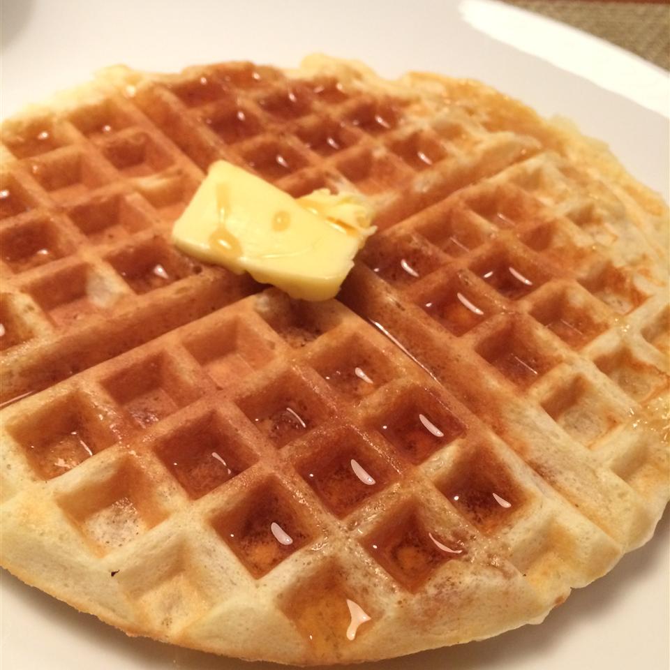 Aunt Gun-Marie's Waffles sonjagroset