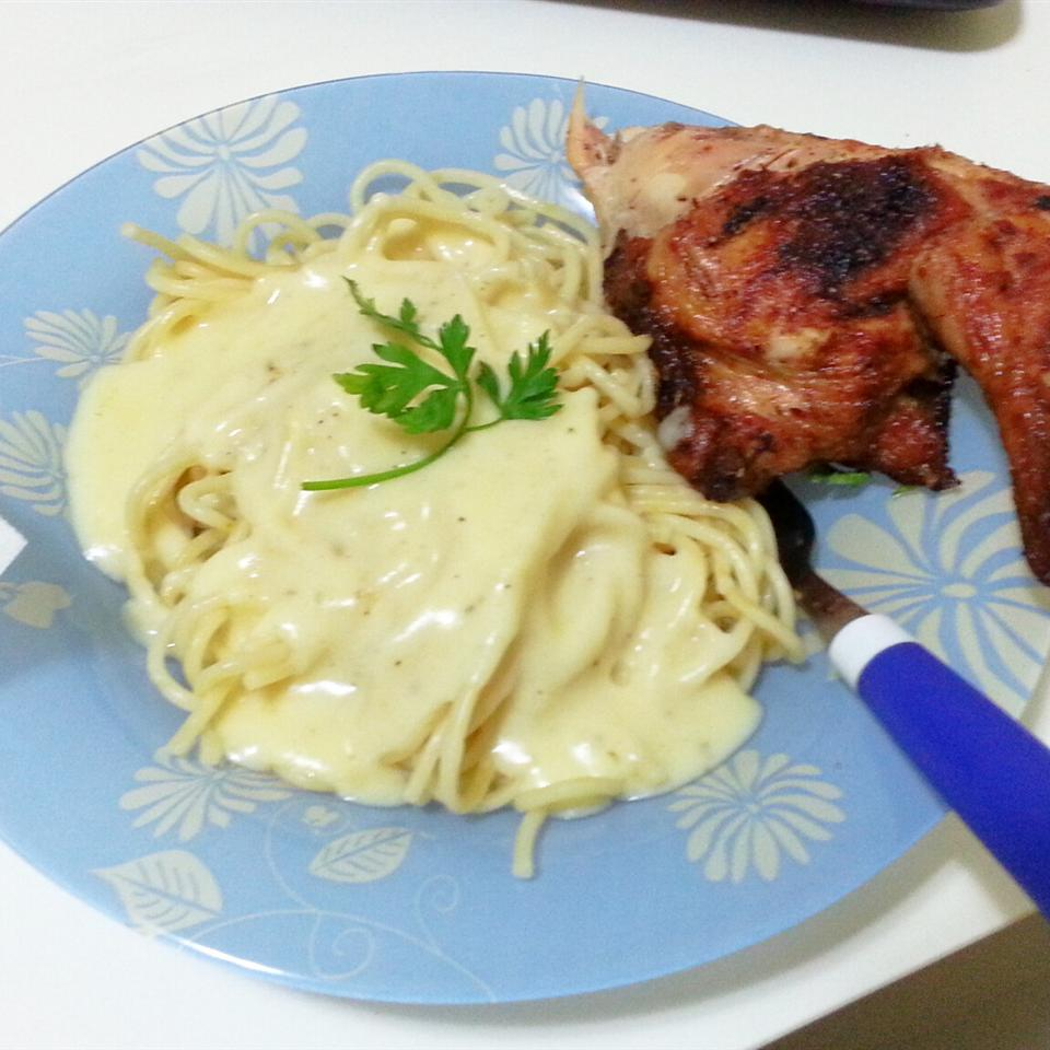 White Sauce for Pasta
