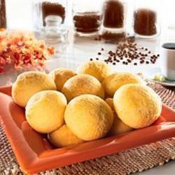 Brazilian Cheese Puffs (Pao de Queijo) Butterflie