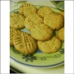 Old Fashioned Peanut Butter Cookies abailey82