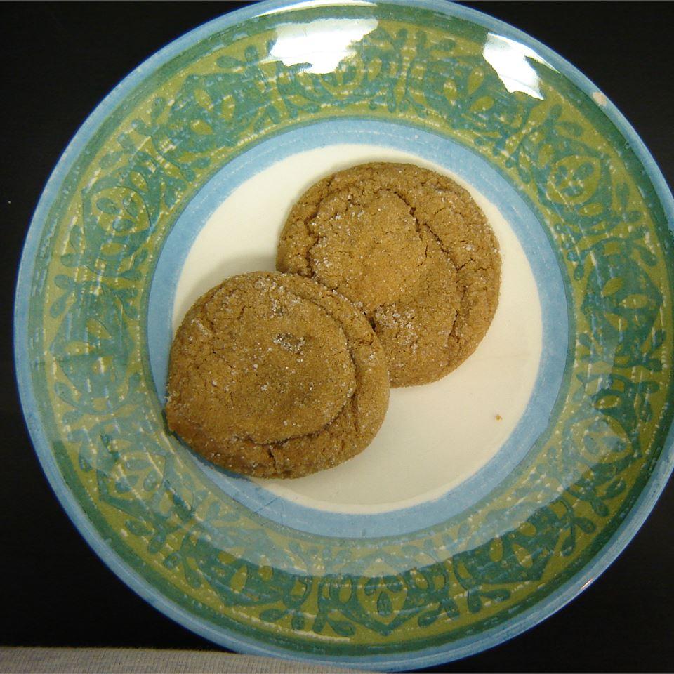 Ginger Snap Cookies Kathryn Y. White