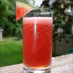 watermelon cooler slushy recipe
