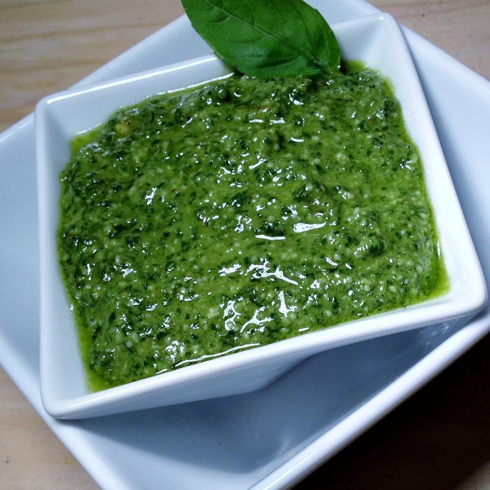 Jalapeno Pesto
