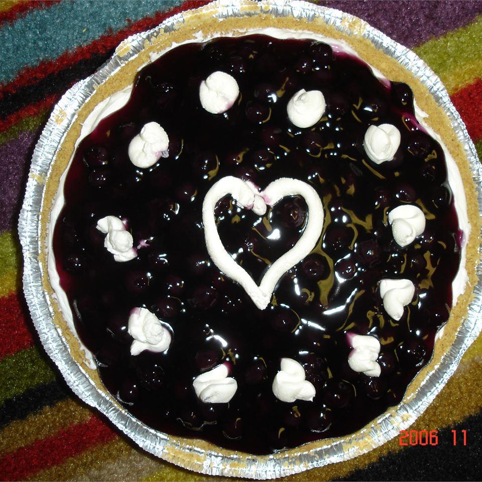 Cherry Cheese Pie I