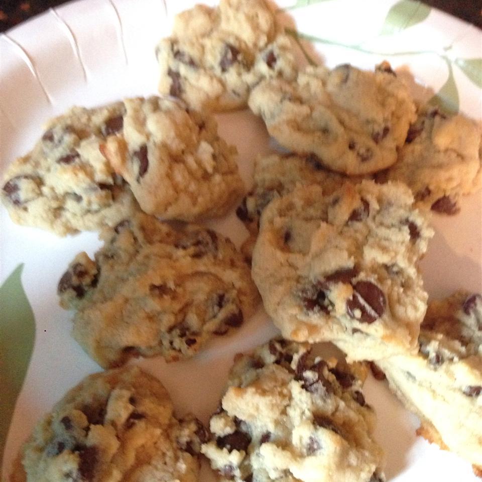 Yogurt Chocolate Chip Cookies Renee