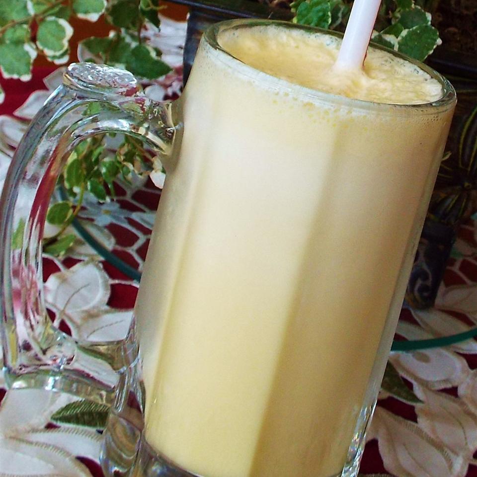 Easy Orange Cream Slush