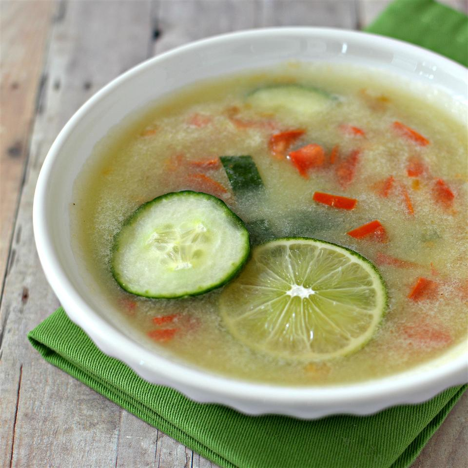 Cucumber Soup with Tomatoes bd.weld