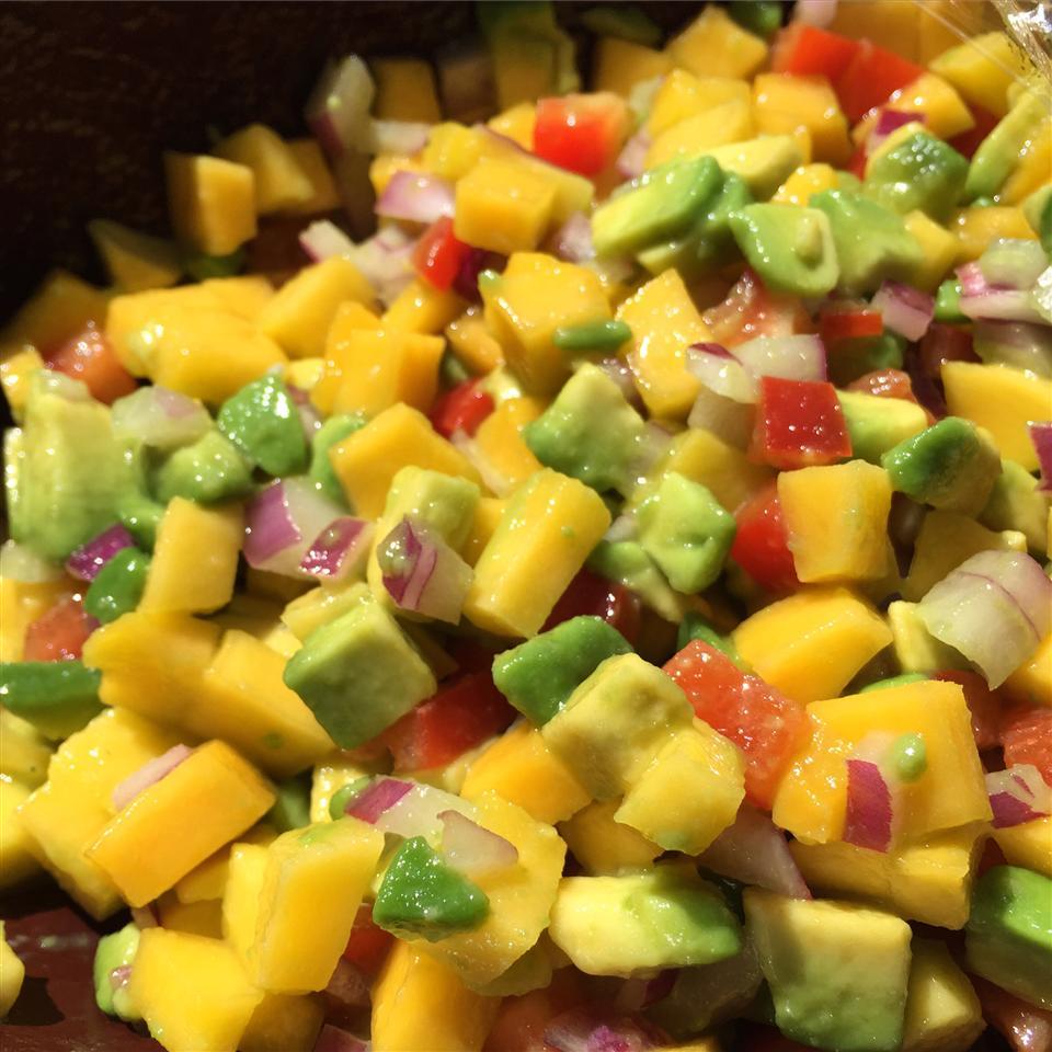 Avocado-Mango Salsa subymarieb