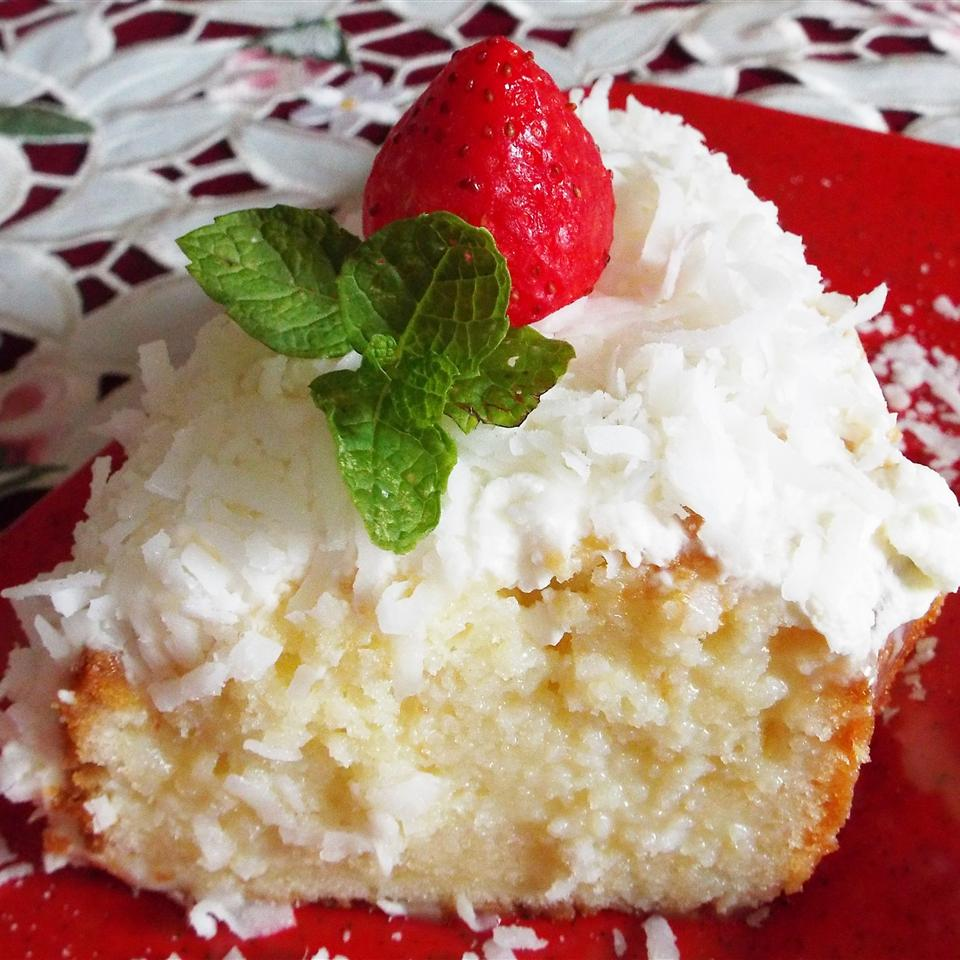 Coconut Cream Cake I