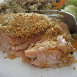 Alternative Baked Salmon LONBINDER