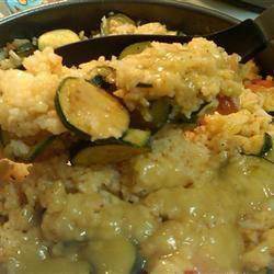 Zucchini Herb Casserole Kamicar