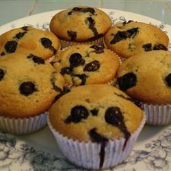 Sour Cream Muffins greenbabby