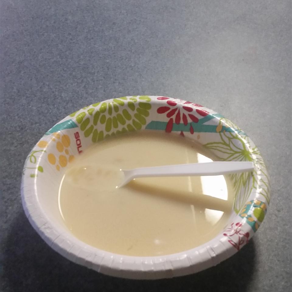 Lemon Soup Kinley Baker
