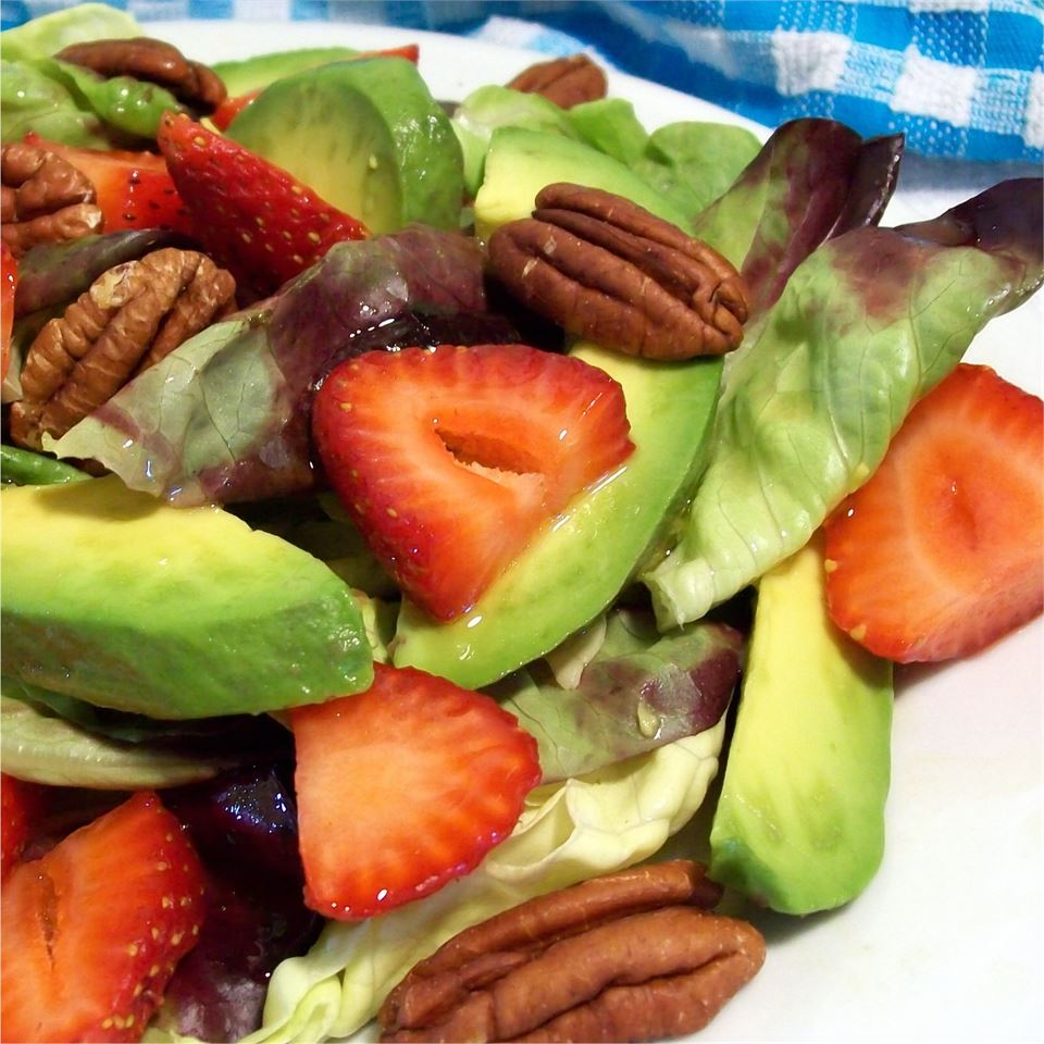 Strawberry Avocado Salad ENIGMA497
