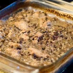 Easy Chicken Rice Casserole Charla