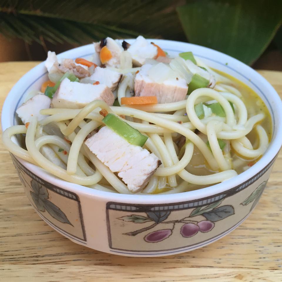 Ramen Chicken Noodle Soup Arizona Desert Flower
