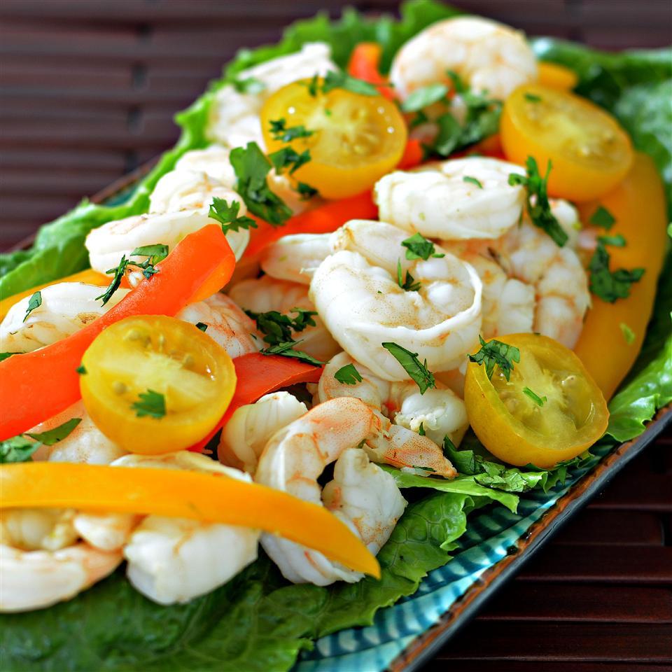 Margarita Shrimp Salad from Swanson® bd.weld