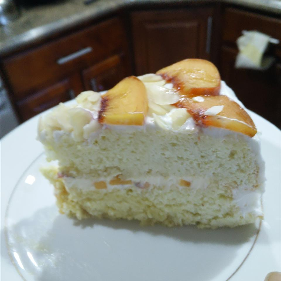 Glorious Sponge Cake Tanzila Jamal